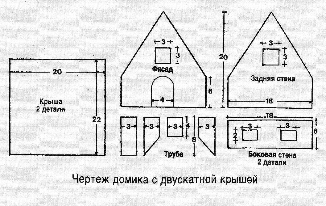 изображение домика: